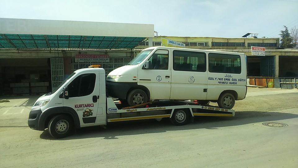 kurtarıcı kenan araç kurtarma